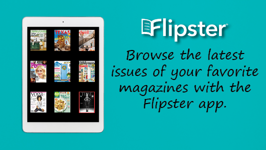 Digital Magazines with Flipster